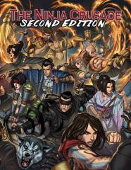 Wu Xing - The Ninja Crusade (2nd Edition)