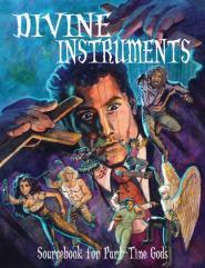Part-Time Gods - Divine Instruments