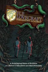 HP Lovecraft Preparatory Academy