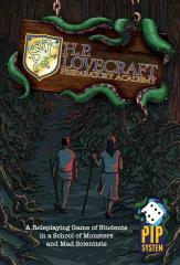 HP Lovecraft Preparatory Academy (PIP)