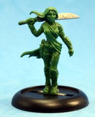 Templar #1 (Female)