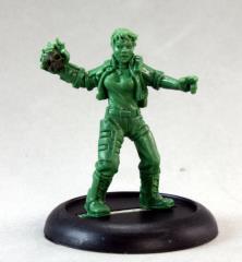 Iron Alliance #1 (Female)