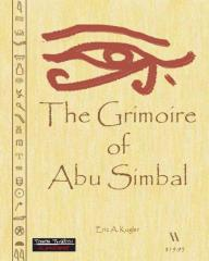 Grimoire of Abu Simbal, The