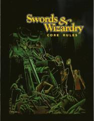 Swords & Wizardry (3rd Printing)