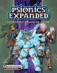 Psionics Expanded - Advanced Psionics Guide