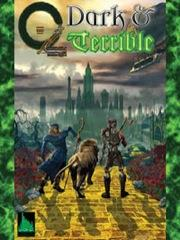 Oz - Dark & Terrible Core Rulebook