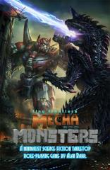 Tiny Frontiers - Mecha and Monsters