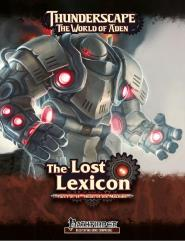 Lost Lexicon, The - #1 Heart of the Machine