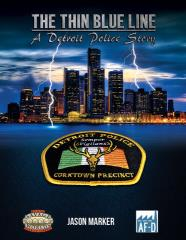 Thin Blue Line, The - A Detroit Police Story