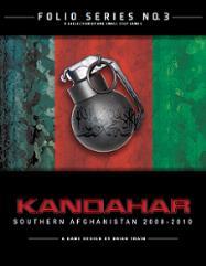 Folio Series #3 - Kandahar