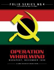 Folio Series #4 - Operation Whirlwind