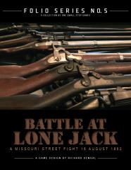 Folio Series #5 - Battle at Lone Jack