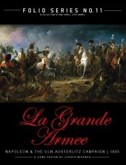 Folio Series #11 - La Grande Armee 1805