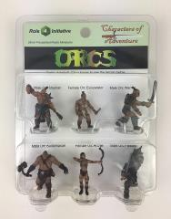 Orcs Set A