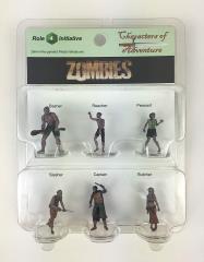 Zombies Set A