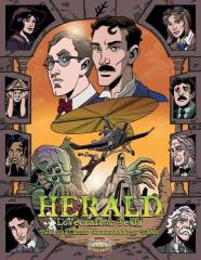 Herald - Lovecraft & Tesla