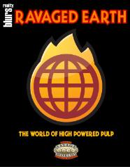 Ravaged Earth (1st Edition)