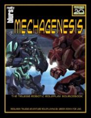 Mechagenesis - Robotic Sourcebook