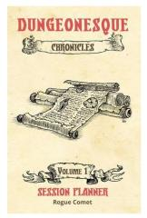 Chronicles - Session Planner
