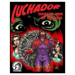 Luchador - Masked Men of Mexico