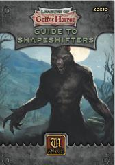 Leagues of Gothic Horror - Guide to Shapeshifters