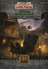 Leagues of Gothic Horror - Guide to Mordavia, Land of Horror