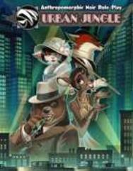 Urban Jungle - Anthropomorphic Noir Role Play