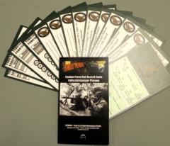 Unit Record Cards - German Fallschirmjaeger Platoon Cards