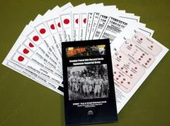 Unit Record Cards - Japanese Imperial Army