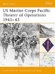 US Marine Corps - Pacific Theater of Operations 1941-43