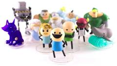 Cyanide & Happiness Blind Box Display