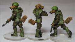 Dachshund Heavy Infantry Reinforcment Pack