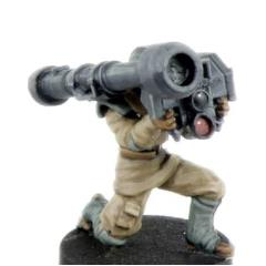 Portable Missile Launcher