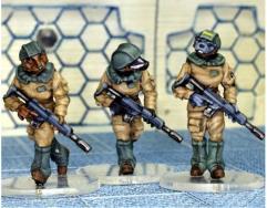 Light Infantry Reinforcements