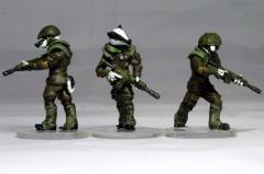 Heavy Infantry Reinforcements - Badgers
