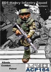 EDF Heavy Infantry Squad