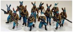 Blue Wind Special Forces Squad