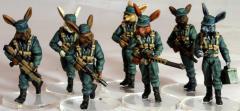 ILR Garrison Fire Team