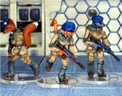 Homeguard Reinforcements