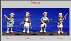 US Army Nurses