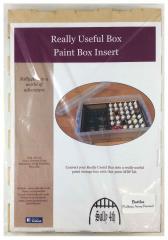 Paint Box Insert - Type D Bottles (Vallejo/Army Painter)