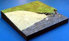 Beach Transition Tile