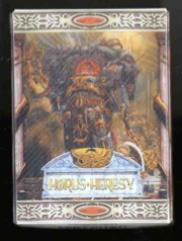 Horus Heresy - Traitor Deck Box
