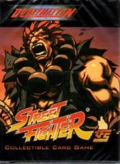 Street Fighter - Domination, Akuma Starter Deck