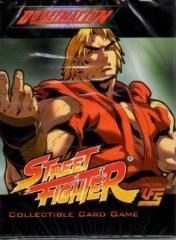 Street Fighter - Domination, Ken Starter Deck