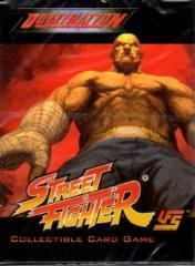Street Fighter - Domination, Sagat Starter Deck
