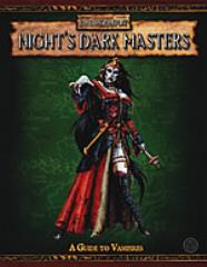 Night's Dark Masters - A Guide to Vampires