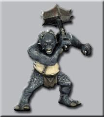 Cave Troll w/Heroes