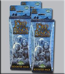 Lord of the Rings, The - Booster Pack
