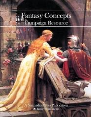 Fantasy Concepts - Campaign Resource